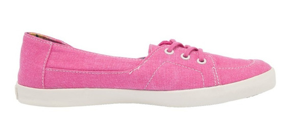 Tênis Vans Palisades Vulc Washed Canvas Fuchsia Purple L40f