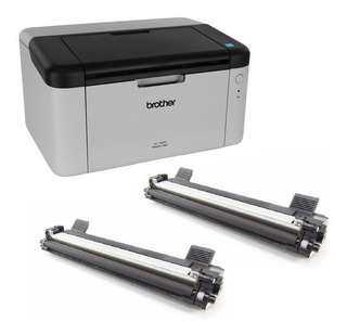Impresora Laser Brother Hl 1200 + 2 Toner Extra! Cuotas