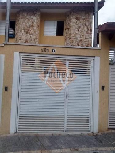 Sobrado Jardim Matarazzo, 2 Dormitórios,  1 Vaga, 60 M² R$ 250.000,00 - 2756