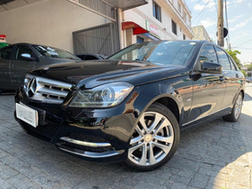 Mercedes-benz Classe C 1.8 Avantgarde Turbo 4p 2012