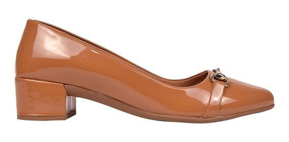 Sapato Scarpin Feminino Chiquiteira Chiqui/11281