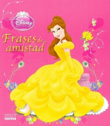Princesas Frases De Amistad Disney