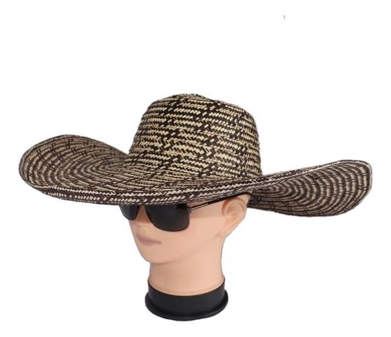 Sombrero Vueltiao Costeño En Caña Flecha Jabao