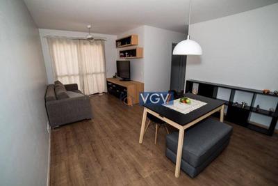 Apartamento Residencial À Venda, Cidade Dos Bandeirantes, São Paulo. - Ap2125