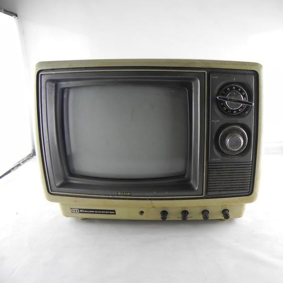 Aparelho De Televisão - Colorida Semp Ic In Line Gun System