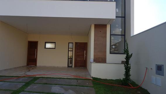 Casa Nova, Reserva Da Mata, Jundiaí-sp - Condomínio Fechado