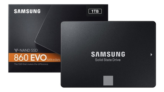 Samsung Gamer Disco Duro Solido Ssd 1tb Pc Laptop Remate