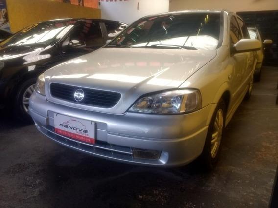 Chevrolet Gm Astra Milenium 1.8 Prata 2001