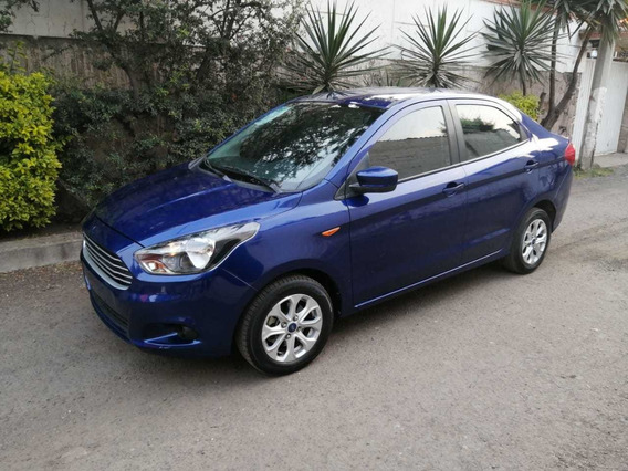 Ford Figo 1.5 Titanium Sedan At 2016