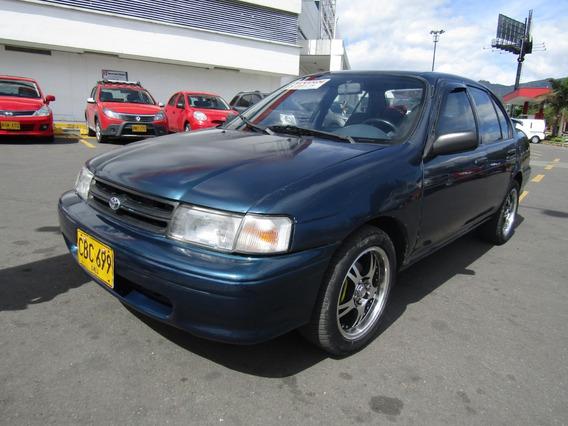 Toyota Tercel Mt 1500cc Aa