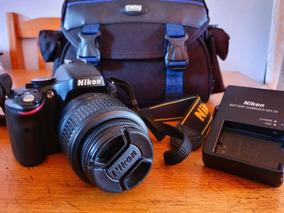 Vendo Máquina Fotográfica Nikon D5100