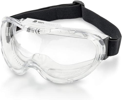 Imagen 1 de 6 de Lentes De Seguridad Neiko Goggle Protección Anti Empaño