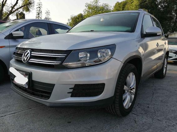 Volkswagen Tiguan 2013 5p Native Tiptronic Climatronic S