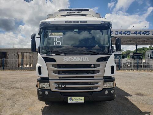 Scania P310 8x2, 2016 - Bitruck