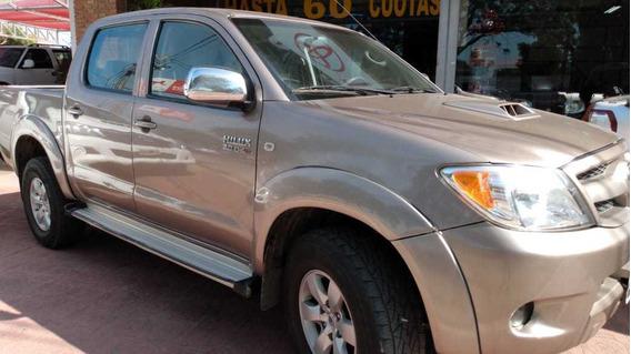 Toyota Hilux 3.0 I Sr Cab Doble 4x4 (2009) 2008