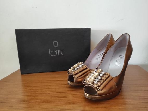 Zapatos De Fiesta - Lonte