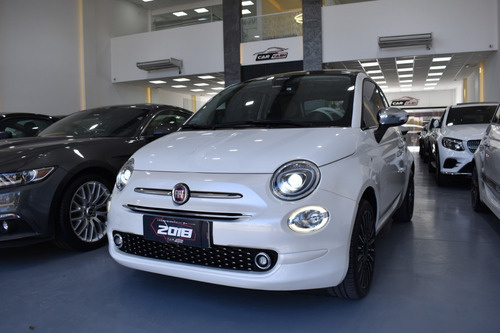 Fiat 500 2018 1.4 Lounge 105cv Serie4 - Car Cash