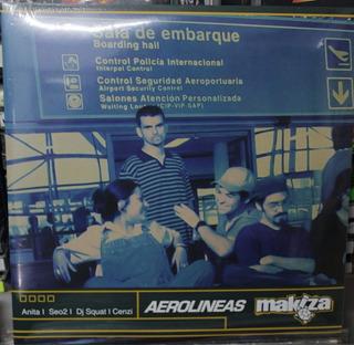 Aerolineas Makiza Vinilo Nuevo Musicovinyl Envío Gratis