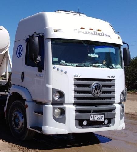 Tractocamión Volkswagen 24250 6x2 - Excelente Estado!!