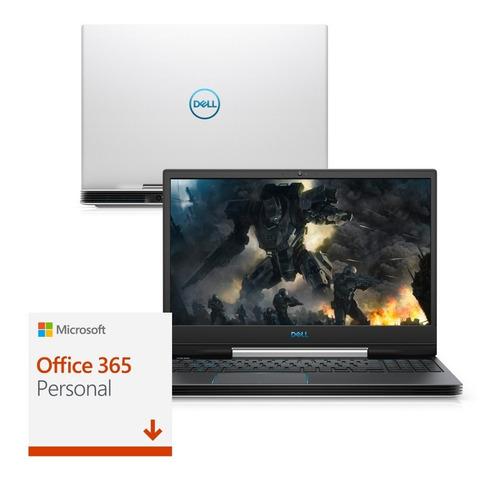 """Notebookgamer - Dell G5-5590-a73b I7-9750h 2.60ghz 16gb 512gb Ssd Geforce Gtx 1660 Ti Windows 10 Home Gaming 15,6"""" Polegadas"""
