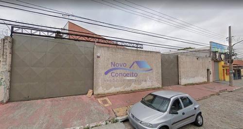 Imagem 1 de 10 de Galpão À Venda, 2650 M² Por R$ 9.500.000,00 - Chácara Califórnia - São Paulo/sp - Ga0157