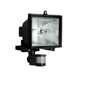 Refletor Com Sensor Brasfort - 500w - Bivolt