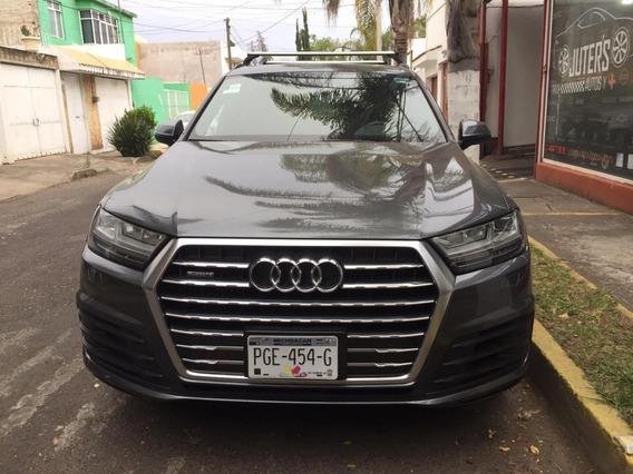 Audi Q7 S Line Ta V6 3.0t 2017