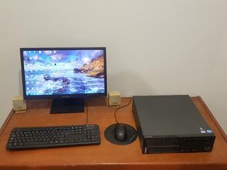 Computadora Pc Completa Lenovo I3 Segunda Generación