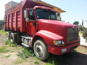 Tractocamion Volteo International 9200 16mts