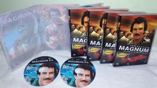 Dvd Box Magnum - Série Clássica ( 18 Dvds )