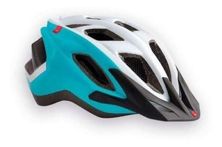 Casco De Bicicleta Mtb - Met Fun And Go