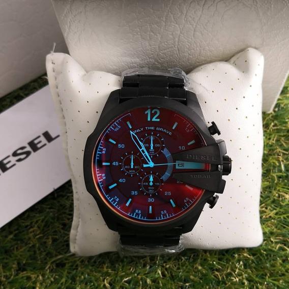 Relógio Diesel Dz4318, 1 Ano De Garantia