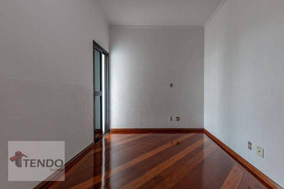 Cobertura 320 M² - 3 Dormitórios - 1 Suíte - Vila Caminho Do Mar - São Bernardo Do Campo/sp - Co0036