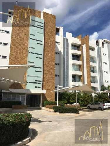 Departamento En Venta Anthea Yucatan Country Club Planta Baja