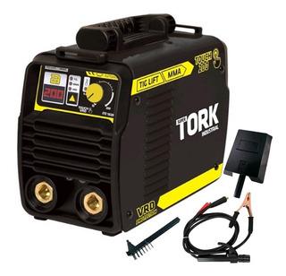 Máquina Inversor De Solda 200a Ite-10200 - Tork