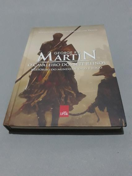 Livro O Cavaleiro Dos Sete Reinos Gelo Fogo Game Of Thrones