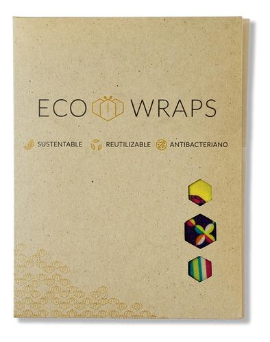 Imagen 1 de 6 de Ecowraps Pack X 3