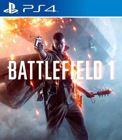Jogo Battlefield 1 Playstation 4 Ps4 Português Pronta Entreg