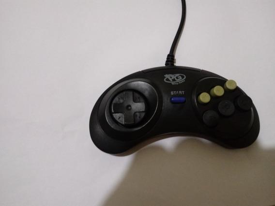 Controle De Mega Drive Em Perfeito Funcionamento