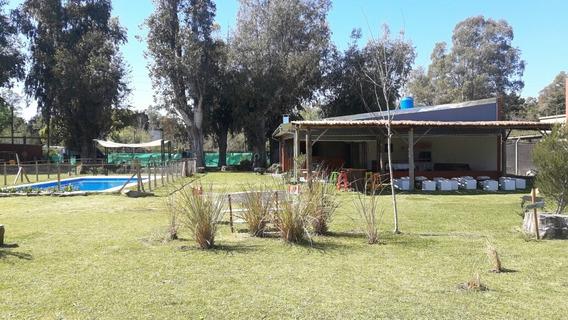 Quinta P/ Eventos,zona Oeste Km41, Quincho, Pileta Y Futbol