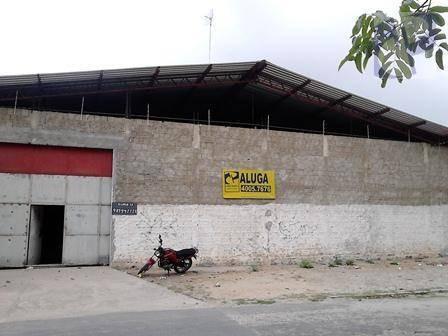 Galpão Comercial Para Locação, Messejana, Fortaleza. - Ga0020