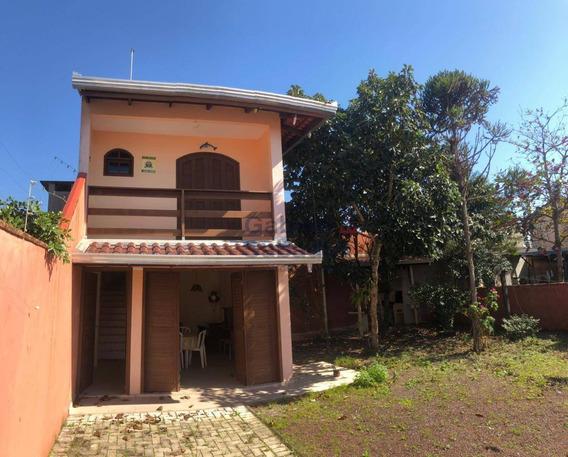 Kitnet Com 1 Dormitório Para Alugar, 50 M² Por R$ 250,00/dia - Cambiju - Itapoá/sc - Kn0001