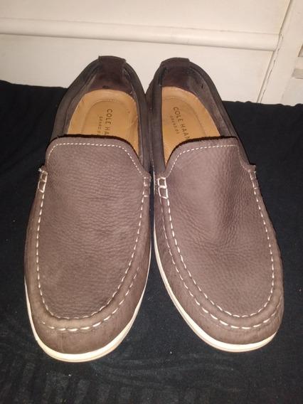 Sapatos Cole Haan Grand Os Mocassim Couro Tam 41 R$479,98
