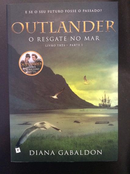 Livro Outlander O Resgate No Mar Livro Iii - Pt I