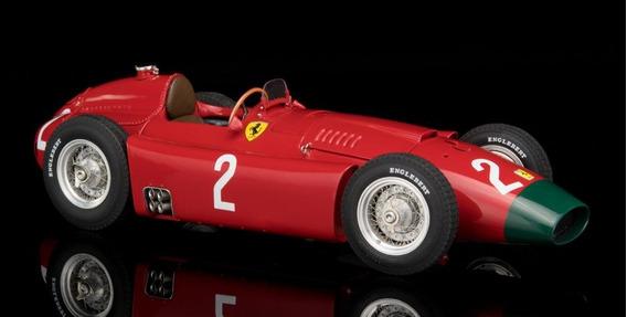 Ferrari Lancia D50 Long Nose Grand Prix Of Germany 1:18 Cmc