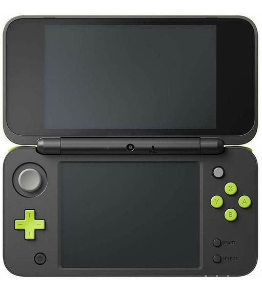 Nintendo 2ds Xl Jap Desbloqueado Novo C/ 128gb