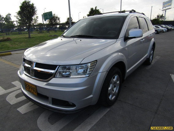 Dodge Journey Ls Mt Aire Acondicionado