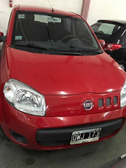 Fiat Uno 1.4 Attractive (sin 7lb) 2015