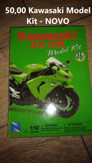 Kawasaki Model Kit - Novo