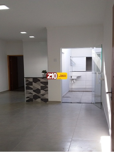 Ca09365 -novíssima - Casa Térrea  - Jardim Veneza - At 75m²  - Ac 57m² - 2 Dormitórios, Sendo 01 Suíte - R$ 277.000,00 - Z10 Móveis - Ca09365 - 69383183